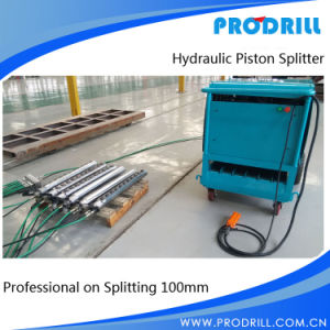 Hydraulic Piston Type Stone/Rock Splitter pictures & photos