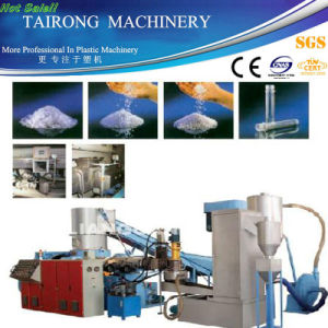 PP/PE Film Recycling Extruding Granulation/Pelletizing Line pictures & photos