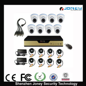8CH DVR Kit with 700 Tvl Sony CCD Camera pictures & photos