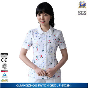 2014 Best Price Hospital Uniforms Hu001 pictures & photos