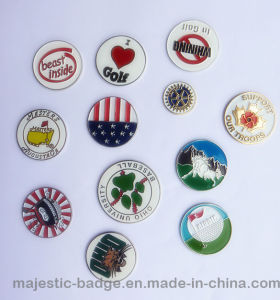 Golf Ball Marker (Hz 1001 G020) pictures & photos