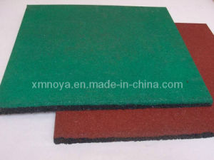 New Functional Floor Covering Materials Indoor & Outdoor Rubber Floor Tiles pictures & photos