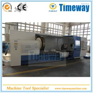 Horizontal CNC Heavy Duty Lathe Machine / Large Sized CNC Horizontal Lathe (Ak-1250) pictures & photos