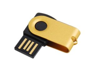 Promotional Swivel USB Flash Drives-2GB Capacity pictures & photos