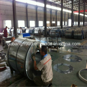 Prepainted Gi Steel Coil / PPGI / PPGL Color Coated Galvanized Steel Sheet in Coil for Building pictures & photos