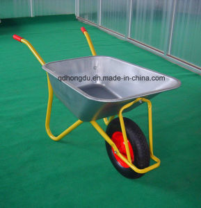 High Quality Wheel Barrow Wb6404h pictures & photos