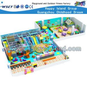 Large Combination Children Indoor Playground Playhouse HD-0115f pictures & photos