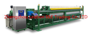 Wastewater Treatment Cast Iron Filter Press pictures & photos