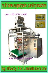 Multi-Lane Granule/Sugar/Salt/Tea Packing Machinery pictures & photos