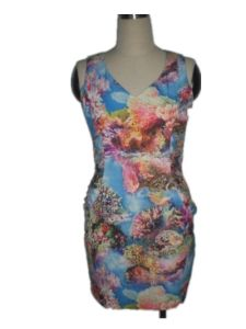 Lady Fashion Dress/ Garment/ Apparel (929)