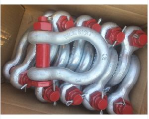 Us Type Drope Forged G209 Shackle pictures & photos