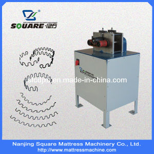 Sofa Zigzag Spring Curing Machine pictures & photos