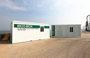 Mobile Flat Pack 20ft Container House pictures & photos
