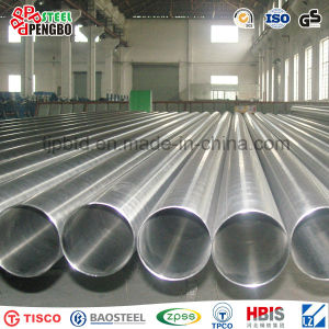ASTM A312 Tp321 Seamless Stainless Steel Pipe pictures & photos