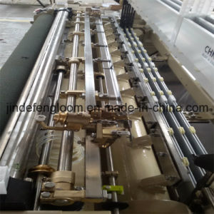 2016 Double Nozzle Waterjet Weaving Loom with Dobby Shedding pictures & photos