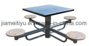 Park & Community Outdoor Gym Equipment Chess Table pictures & photos