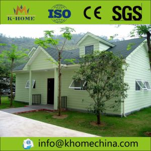 K-Home Fast Installing Environmental Prefab House Villa pictures & photos