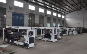 Woodworking Machinery Mulit Spindle Drilling Machine for Making Cabinet pictures & photos