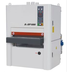 R-RP1000 Sanding Machine/Woodworking Wide Belt Sanding Machine /Wide Belt Sander, Sanding Machine