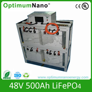 Deep Cycle Lithium Ion Batteries 48V 400ah Solar Energy Power pictures & photos