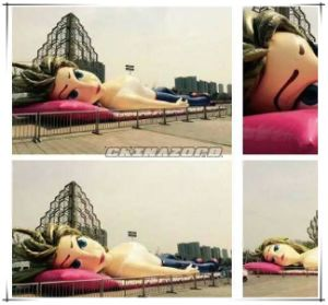 Sleeping Beauty Product Model Inflatable Advertising Replica pictures & photos