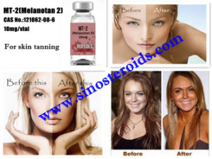 High Purity Peptides Mt-2 Melanotan 2 for Skin Tanning pictures & photos