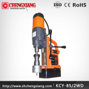Cayken 85mm Magnetic Drilling Machine Kcy-85/3wd pictures & photos