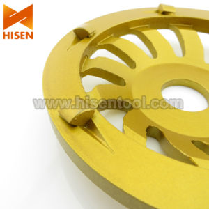 PCD Grinding Cup Wheel for Removing Epoxy pictures & photos