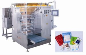 Four Side Sealing & Multi-Line Catsup Packing Machine (DXDO-J900E) pictures & photos