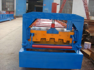 Most Popular Color Steel Tile Roll Forming Machine China Machine pictures & photos