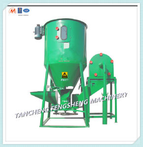 High Quality Poultry Feeder Mixer and Crusher pictures & photos