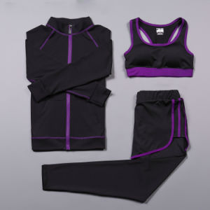 Yoga Suits Bra Manufacturer Yoga Pants Supplier Women Yoga Clothing pictures & photos