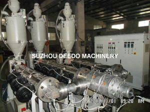 PPR Cool Hot Water Pipe Extrusion Machine pictures & photos