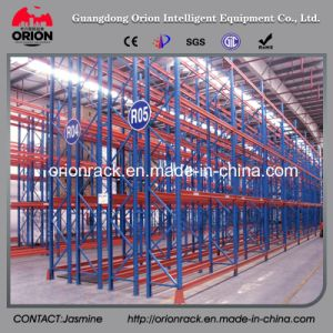 Heavy Duty Pallet Double Deep Shelf Rack pictures & photos