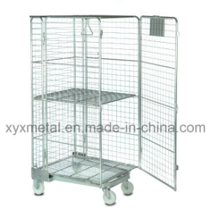 4 Sided Security Roll Container pictures & photos