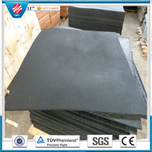 Gym Rubber Tile/Recycle Rubber Tile/Wearing-Resistant Rubber Tile pictures & photos