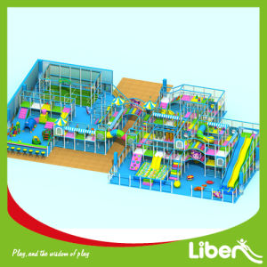 Children Huge Indoor Soft Playground Areas with ASTM pictures & photos