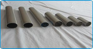 Stainless Steel Elliptical Oval Tubes (Pipes)