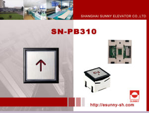 Mitsubishi Elevator Push Button (SN-PB310) pictures & photos