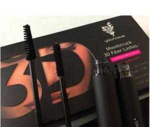 New High-Quality Younique Newest Mascara 3D Fiber Lashes Mascara Makeup Lash Eyelash Waterproof Double Mascara pictures & photos