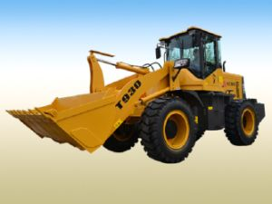 Ariiculated Mini Wheel Loader T930 pictures & photos