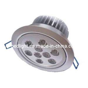 LED Spotlight 9W High Lumen for Shop Lamp (S1387509W)