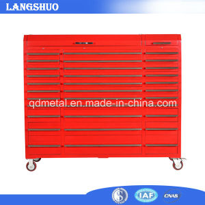 Workshop Garage Metal Storage Roller Cabinet with Drawers pictures & photos