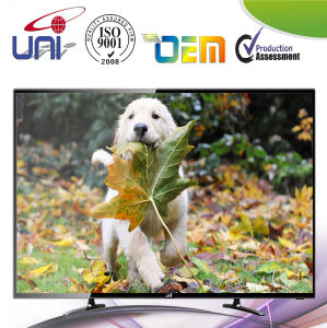 2015 Different Sizes Good LED TV with Bult-in WiFi pictures & photos