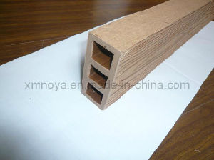 Green WPC Flooring Synthetic / Wood Plastic Composite Decking pictures & photos