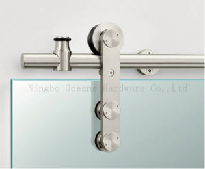 Sliding Barn Door Hardware (DM-SDG 7002) pictures & photos