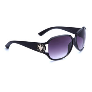 Fashion Promational UV400 Protection Acrylic Injection Sunglasses (3043)