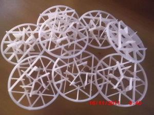 Intalox Snowflake Ring (PVDF, PP, PVC, CPVC) pictures & photos
