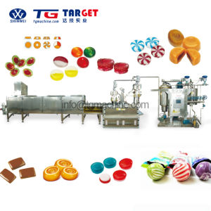 Milk Taste Hard Candy Machine (GD300-S) pictures & photos