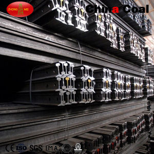 Q235 Material 12kg Steel Rail with Competitive Price pictures & photos